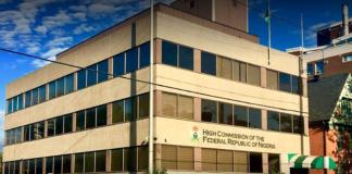 Nigeria High Commission Canada
