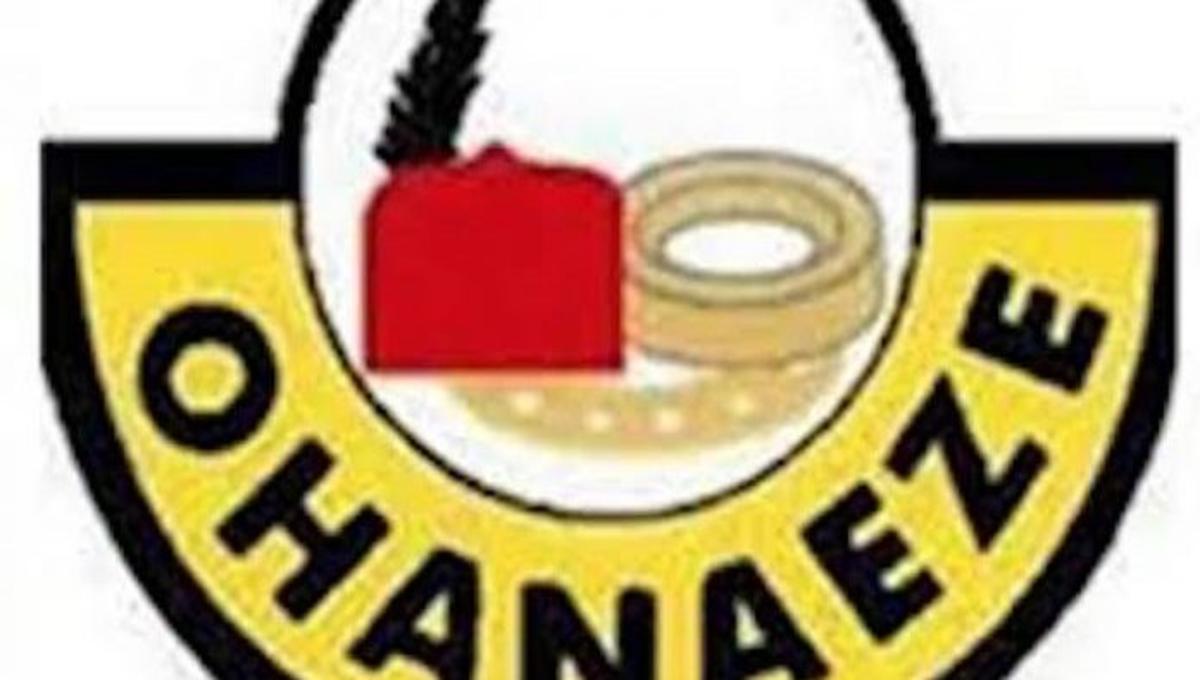 Onitsha Dry Port: Ohanaeze Extols Buhari, Amaechi