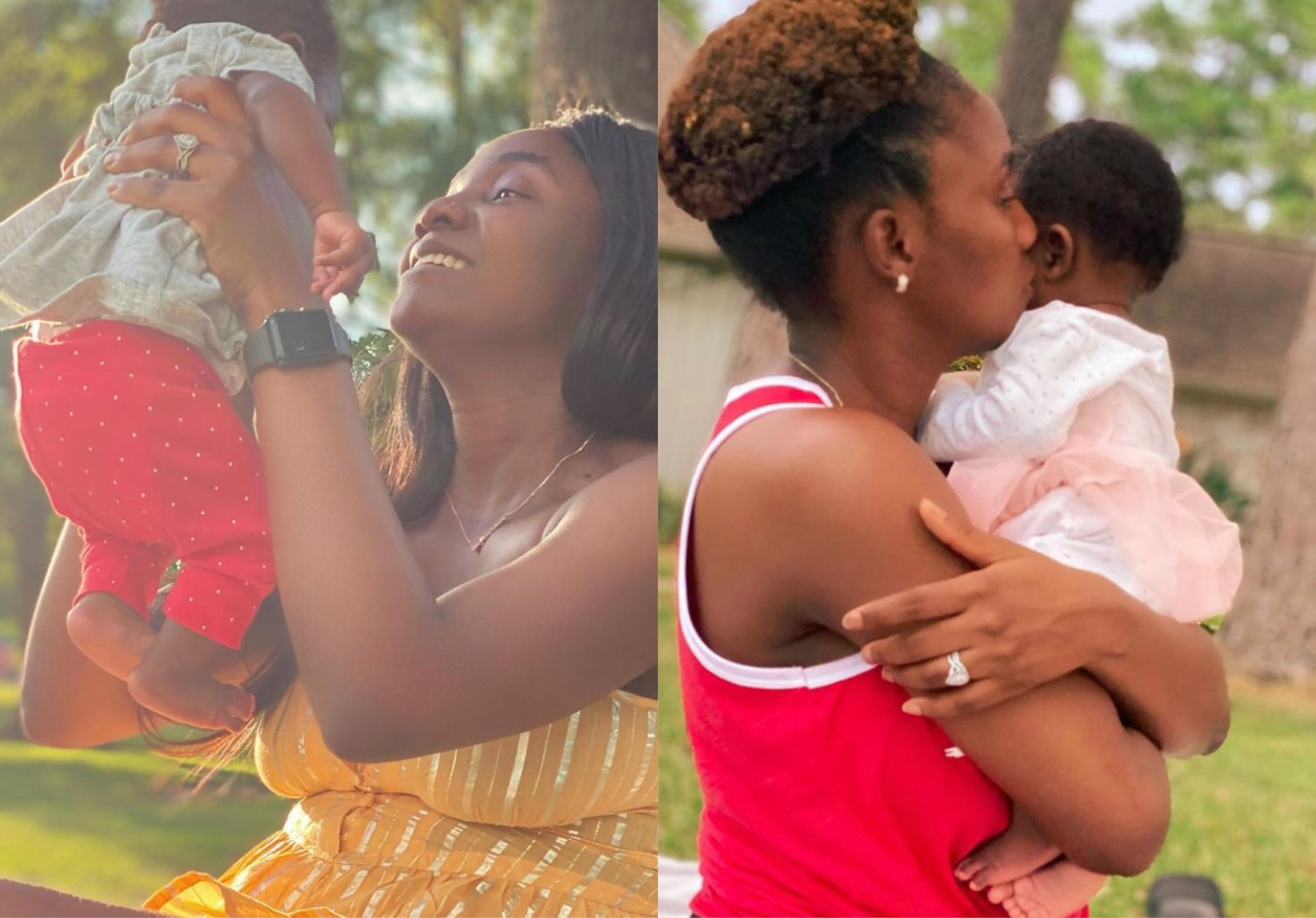 Singer Simi Pens Beautiful Letter To Her Daughter As She Turns 6 Months