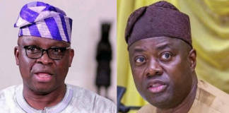 Fayose Absent As South-West PDP Leaders Meet