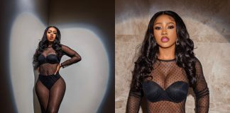 My Heart Is Filled Gratitude', Says Mercy Eke As She Shares Stunning Photos