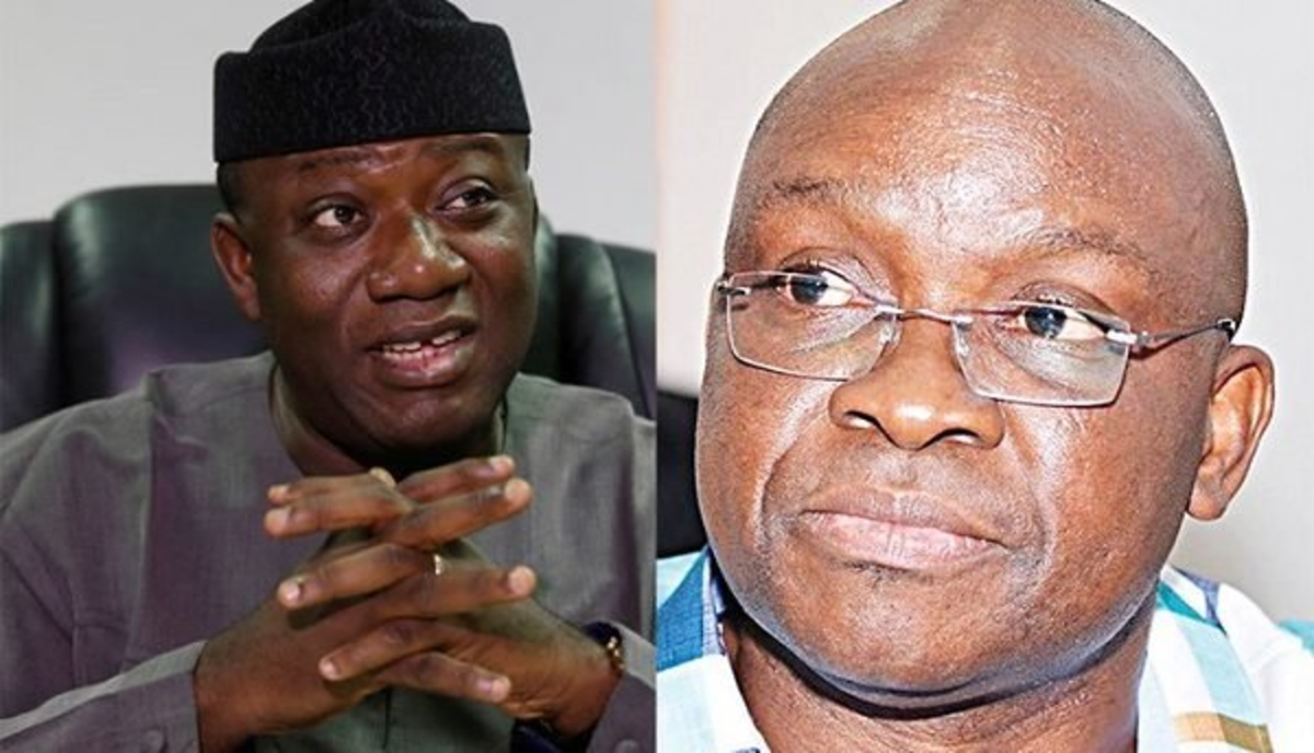 Fayemi and Fayose