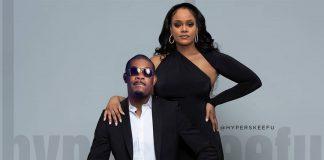 Don Jazzy and Rihanna