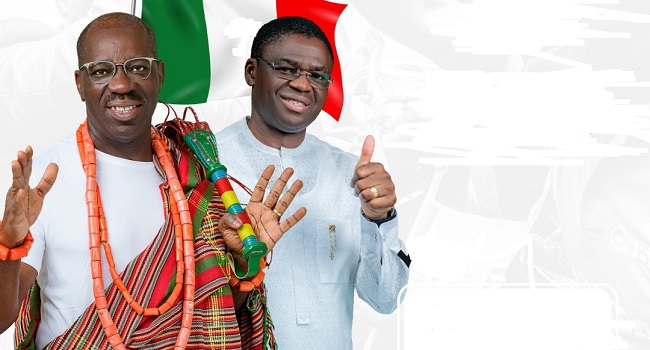 Obaseki Dissolves Cabinet Ahead Of Second Term Inauguration