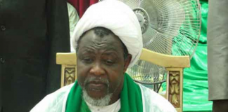Shiite Group Demands Release of El-Zakzaky, Wife