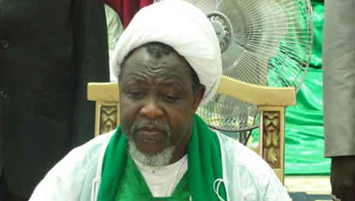 Court Adjourns El-Zakzaky's Trial Till January 25