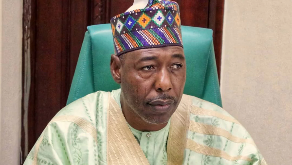 Zulum To Engage 40 Doctors For Borno Hospitals