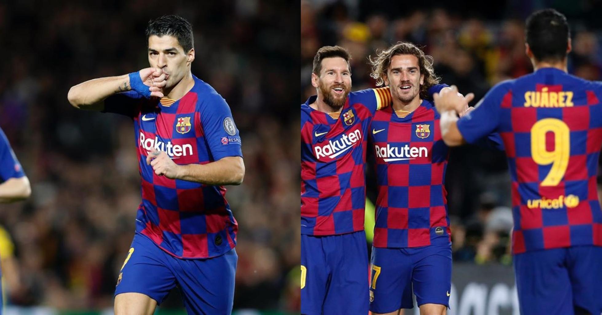 Barcelona Sell Luis Suarez To Atletico Madrid