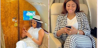 Regina Daniels, Chika Ike Givenchy Shoes