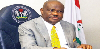 Wike Says Another PDP Governor Defecting