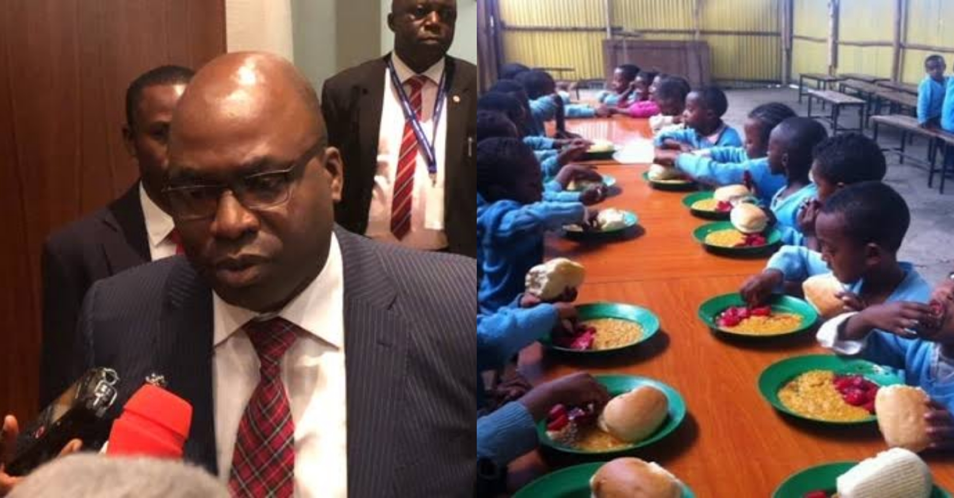 N2.67bn for school feeding programme found in private accounts – ICPC