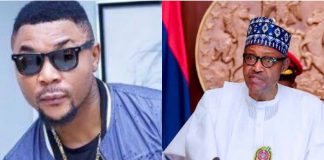 'Nigerians Love You, They Are Just Pretending That They Don't' - Oritsefemi Tells President Buhari