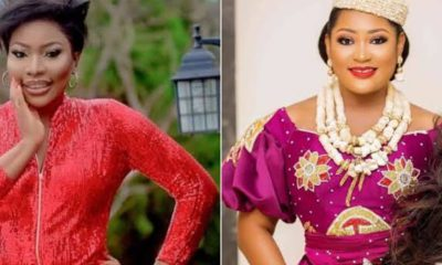Actress Doris Ogala Calls Out Uche Elendu For Allegedly Lying That Her Store Was Looted