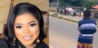 Bobrisky Offers To Give N1Million To Late Jimoh Isiaq's Family