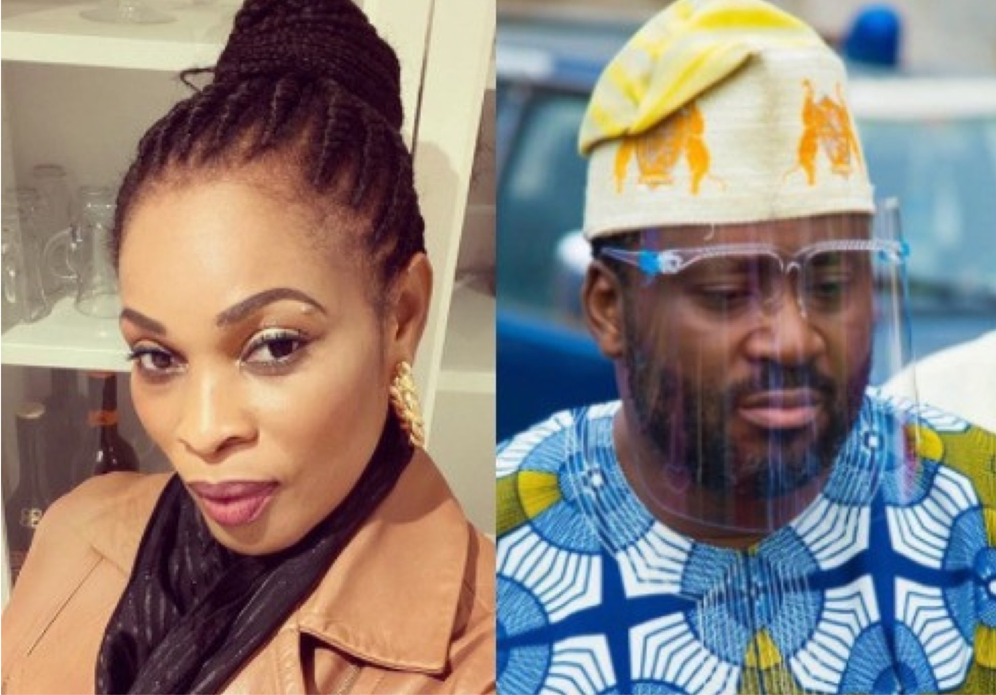 'You Have Forgotten The Days Your Wife Was Feeding You' - Georgina Onuoha Drags Desmond Elliot Over His Remark About Social Media