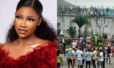"""Those Inmates In Benin Were Illegally Released By Authorities"" - BBNaija's Tacha Claims"