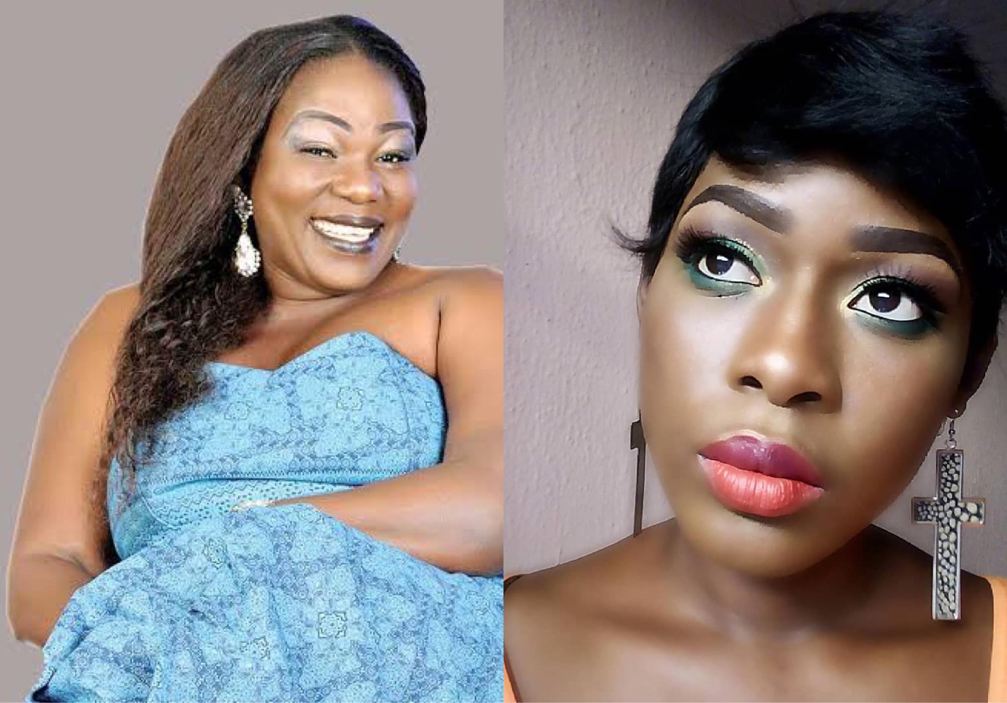 Popular Actress Ada Ameh Mourns As She Loses Her Daughter
