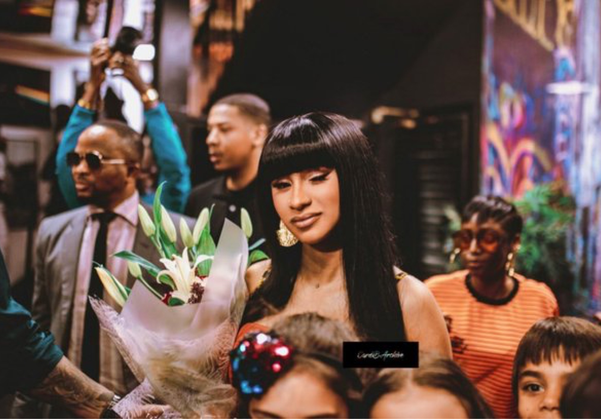 "#EndSARS: ""People Make The Country"" - Cardi B Reacts To Protest Against Police Brutality In Nigeria"