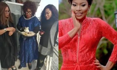"""May You Never Set Up A Shop"" - Eucharia Anunobi Blasts Doris Ogala For Accusing Uche Elendu Of Lying"