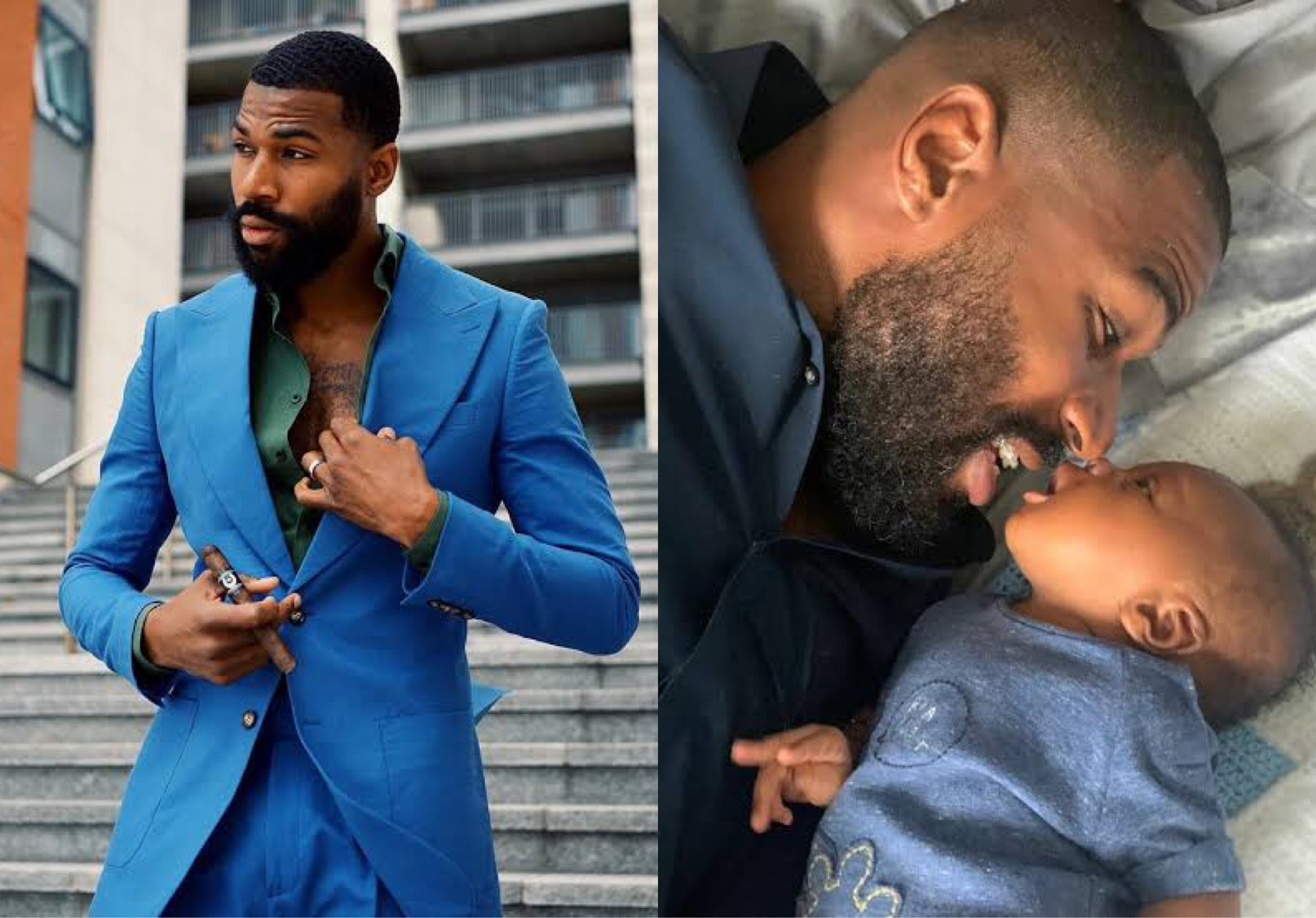 BBNaija's Mike Shares Adorable Video Of His Son