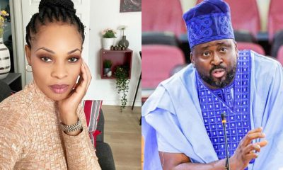 What Are your Achievements As A Legislator? - Georgina Onuoha Asks Desmond Elliot