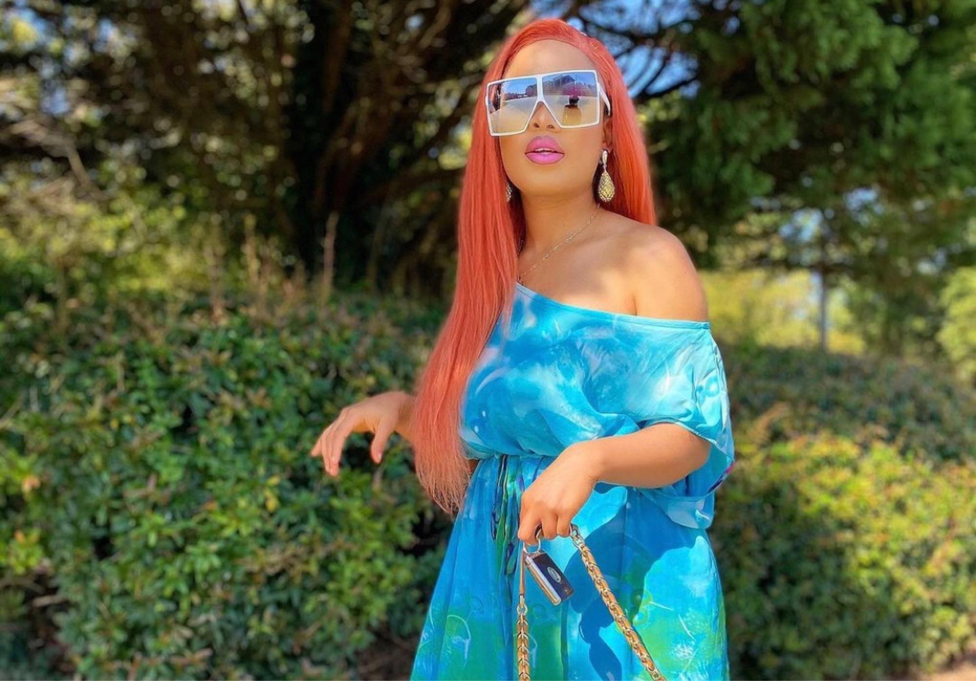 'My Fellow Nigerians, Be Strong' - US Based BBNaija Star, Nina Ivy Says