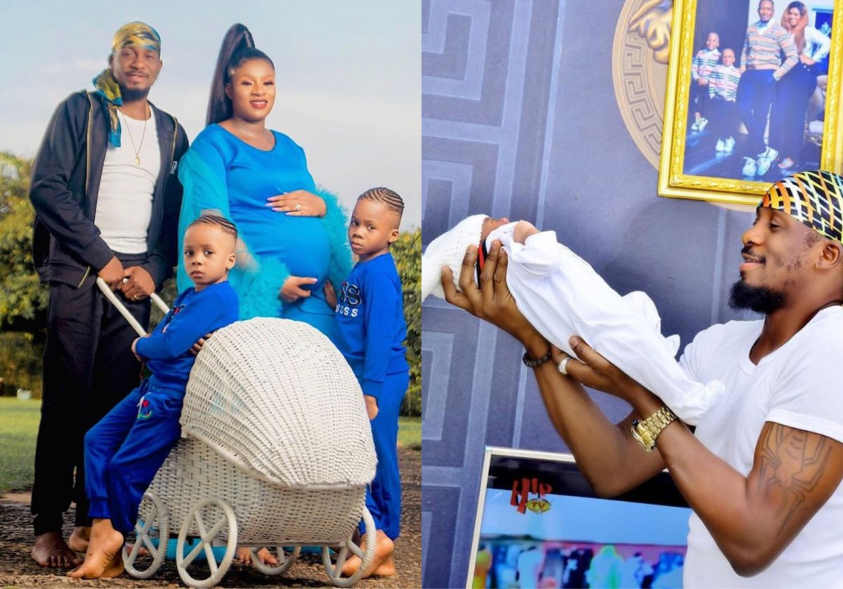Actor Junior Pope Odonwodo And Wife Welcome Third Child