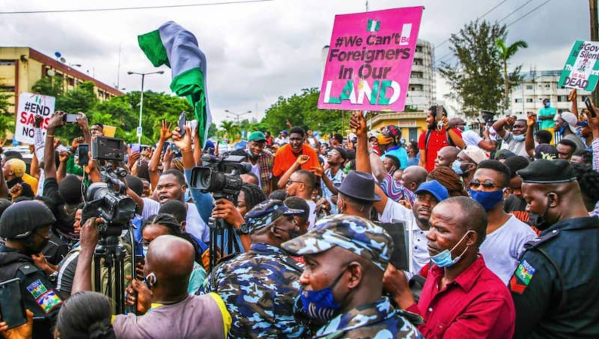 Don't Doubt Buhari's Sincerity To End SARS, Minister Begs Protester