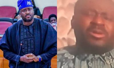 Desmond Elliot Breaks Down In Tears On Live TV Following Backlash (Video)