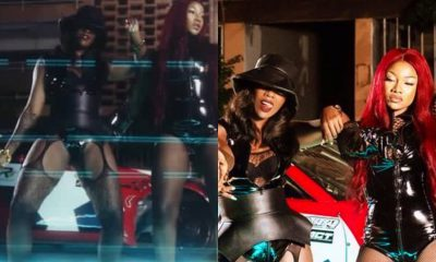 Tacha Appears In Visuals Of Tiwa Savage, Naira Marley's Hit Song, 'Ole'