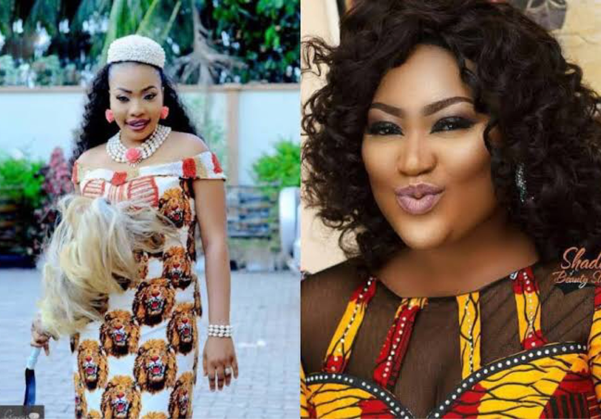 'Why I Called Out Uche Elendu For Lying That Her Store Was Looted' - Actress Doris Ogala