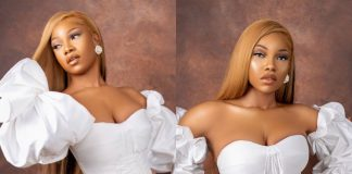 Tacha Shares Stunning Photo In Anticipation Of Her 25th Birthday