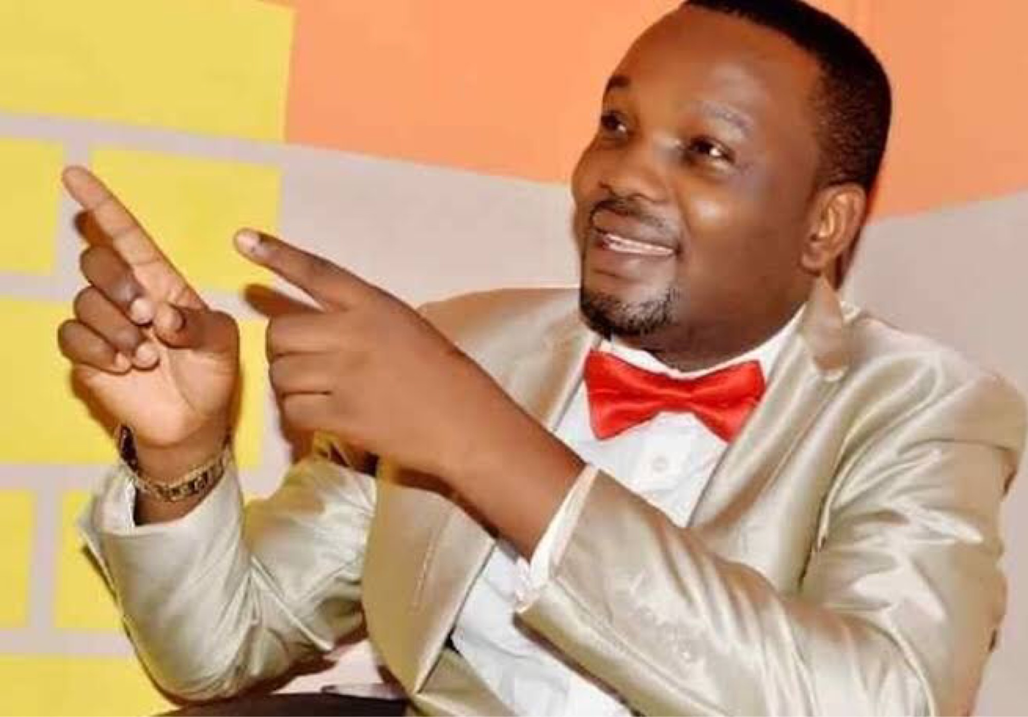 """Bad Governance Made Me Birth My Son In South Africa With Someone Else's Name"" - Actor Yomi Fabiyi"