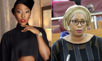 """We The 'Children' Will Not Shut Up Or Respect You"" - Actress Beverly Naya Blasts Lagos Lawmaker, Moji Alli-Macaulay"