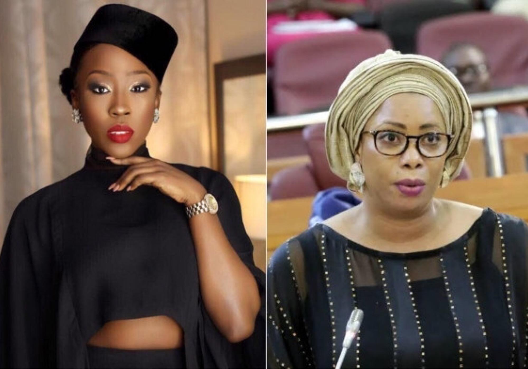"""We The 'Children' Will Not Shut Up Or Respect You"" - Actress Beverly Naya Blasts Lagos Lawmaker, Moji Alli-Macaulay"