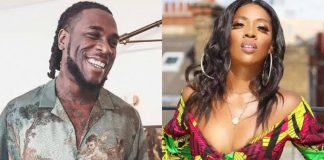 'I'm Rooting For Burna Boy To Win The Grammys', Says Tiwa Savage