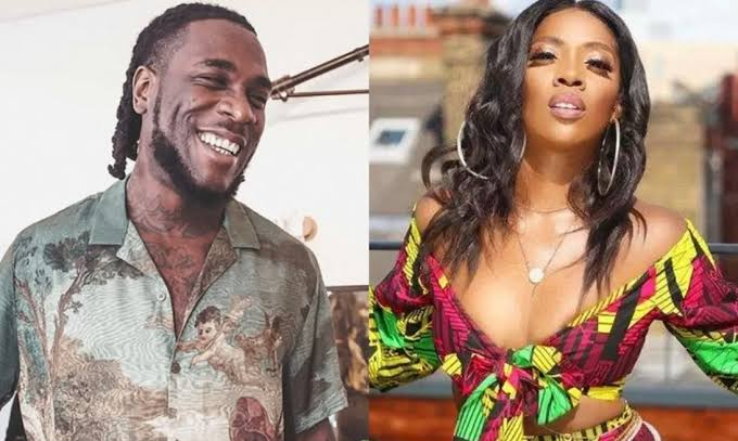 Tiwa Savage, Burna Boy, Others Nominated For The 'Best African Act' At The 2020 MOBO Awards
