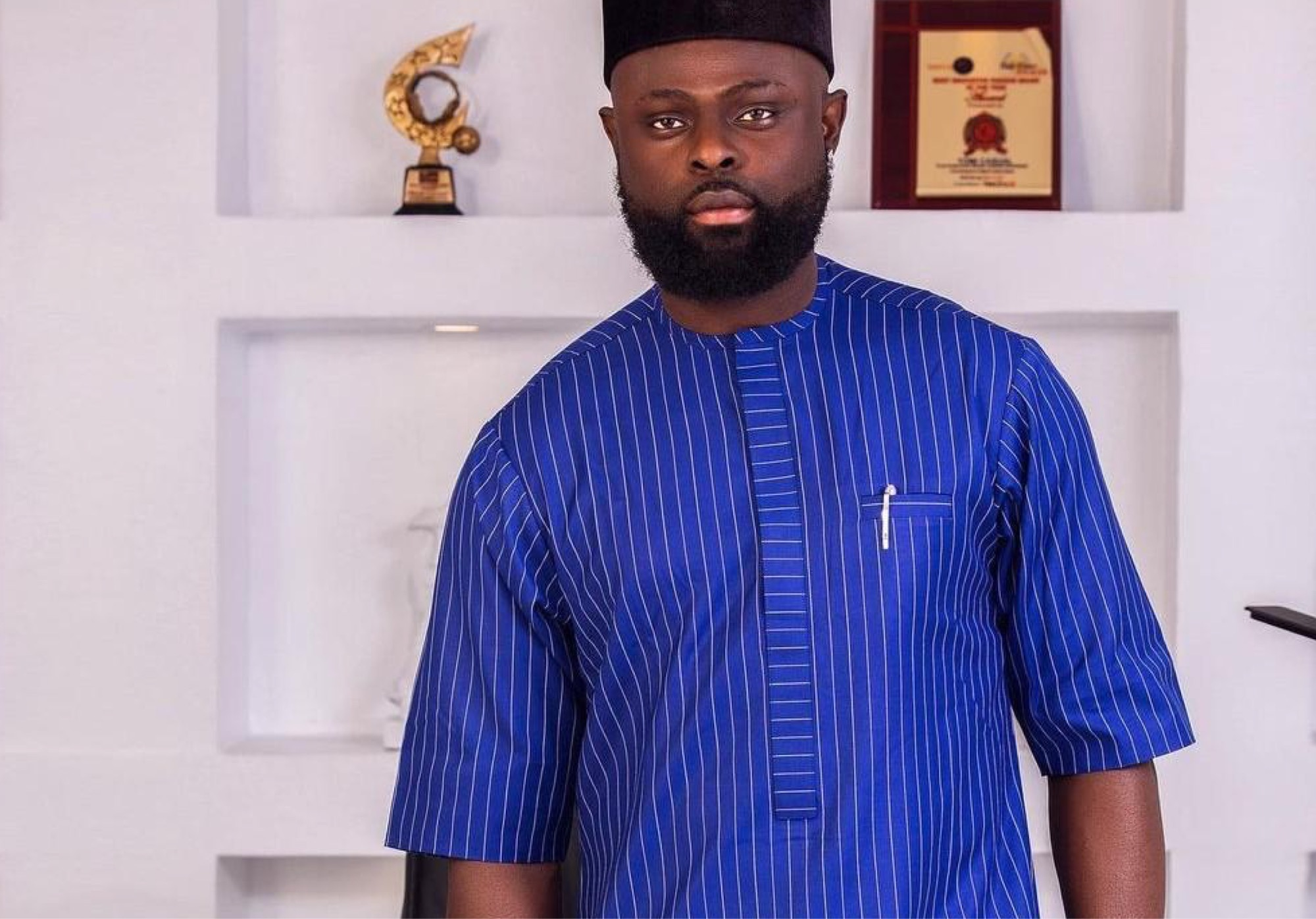 """""""This Fight Is For All Of Us, Not At Each Other"""" – Fashion designer, Yomi Casual Says After Hoodlums Vandalize His Store (Video)"""