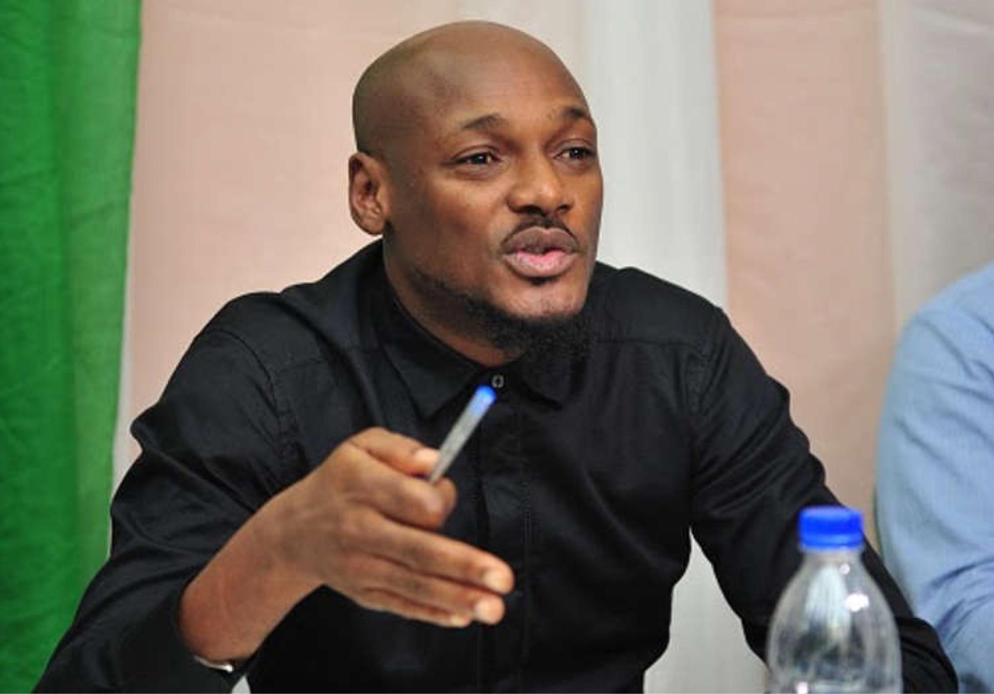 Singer 2face Slams Nigerian Government Over Proposed Social Media Regulation