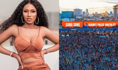 "#EndSARS: ""It Is So Sad That Our Political Leaders Have Failed Us"" - BBNaija's Mercy Eke"