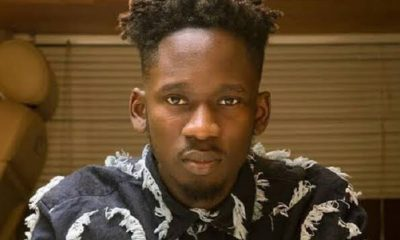 "EndSARS: ""Old Governors Coming Out To Speak Are All Part Of The Problem"" - Mr Eazi"