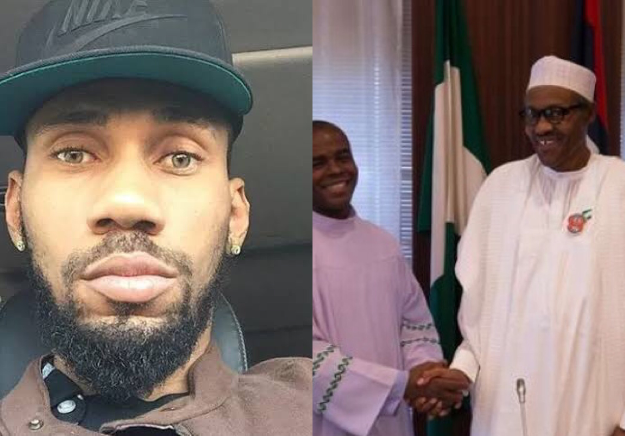 "#EndSARS: ""God Told You Nothing"" – Phyno Calls Out Fr. Mbaka Over Claims On Buhari"