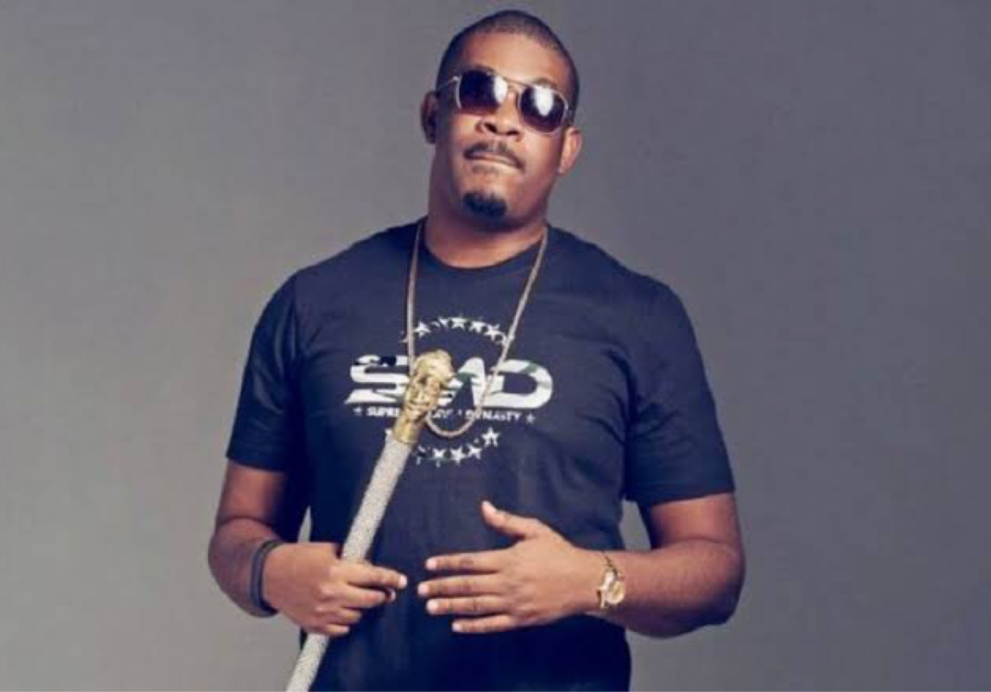 """They Think We Are Joking But We Are Not"", Says Don Jazzy As He Joins #EndSARS Protest In Lagos State"