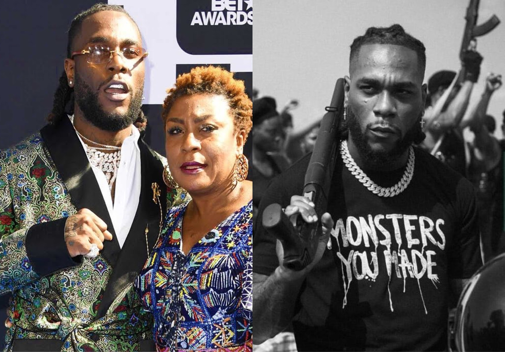 'I Was Dealing With A Personal Issue At The Beginning Of The #EndSARS Protests' - Burna Boy