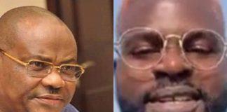 Rapper Falz Slams Rivers State Governor, Nyesom Wike For Banning #EndSARS Protest