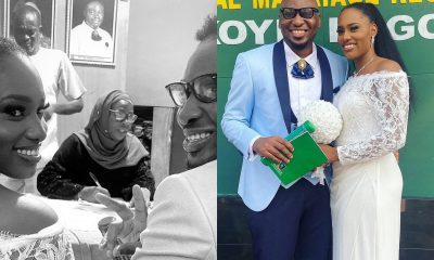 Rapper Pepenazi Ties Knot With His Fianceè, Janine