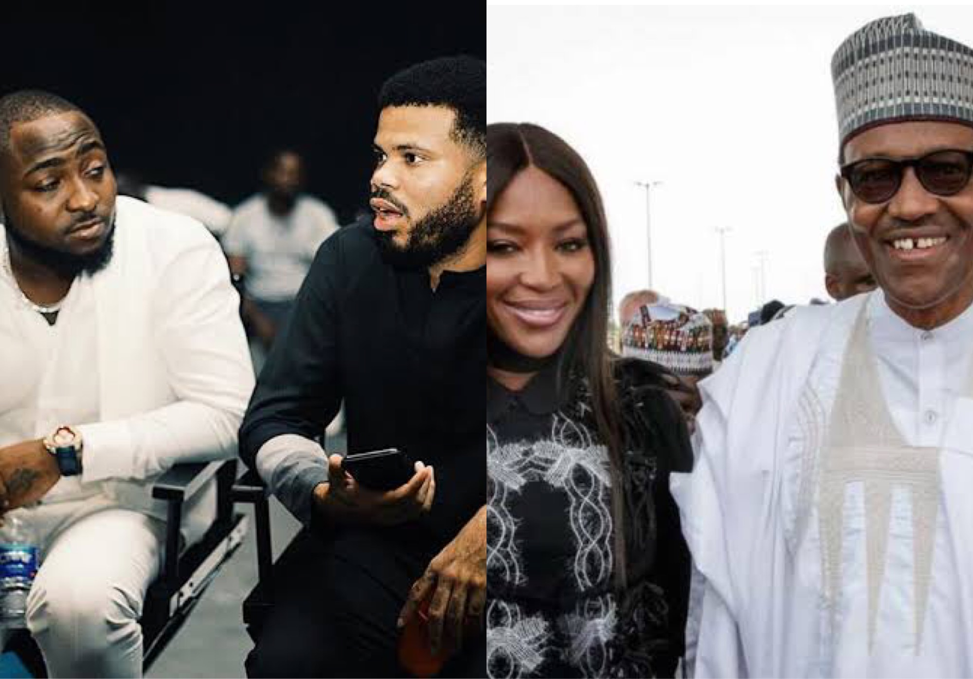 "Naomi Campbell Reacts After Being Tagged A ""Culture Vulture"" By Davido's Manager, Asa Asika"