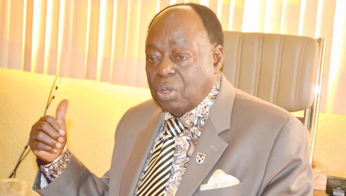 Afe Babalola To Presidency: My National Conference Is To Prevent Nigeria's Break Up