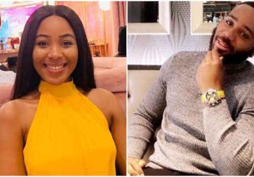 BBNaija's Erica, Kiddwaya Throw Jabs At Each Other On Twitter