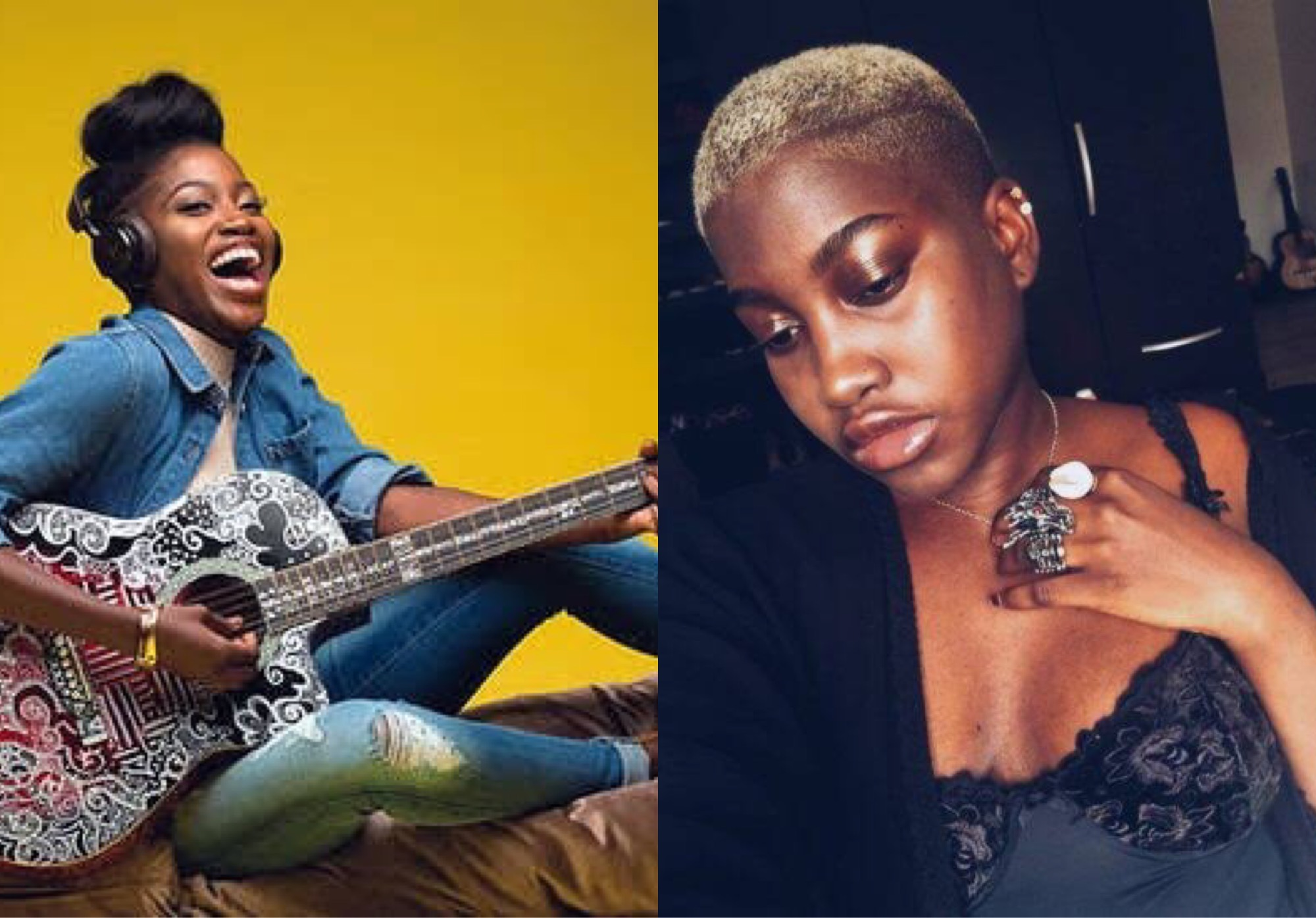 #EndSARS: 'Always Remember That Women And Queer People Go Through Worse' - Singer Temmie Ovwasa